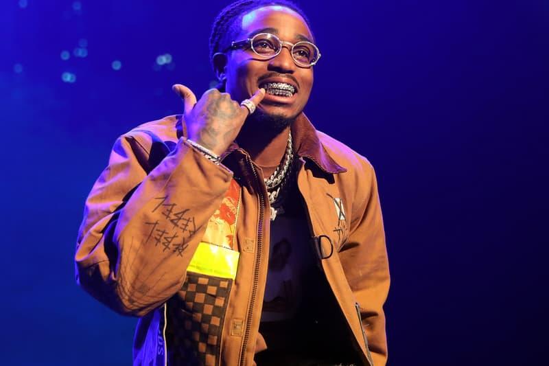Quavo Huncho Records Launch Announcement News  hip hop rap Atlanta Migos Culture III Quality Control Music