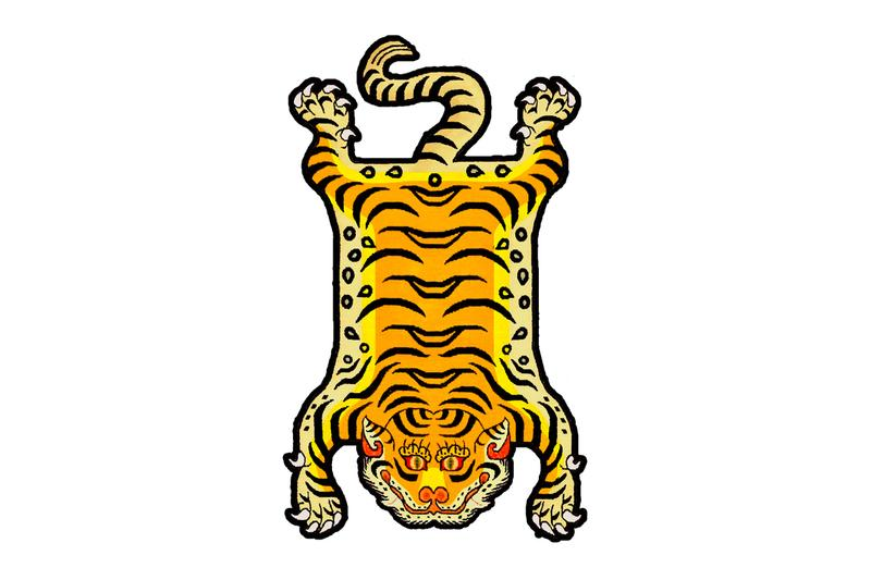 RAW EMOTIONS Tibetan Tiger 432Hz Ugly Tiger Rug Release Info Buy Price