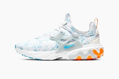 "Nike React Presto Premium ""Aura/Blue Fury"""