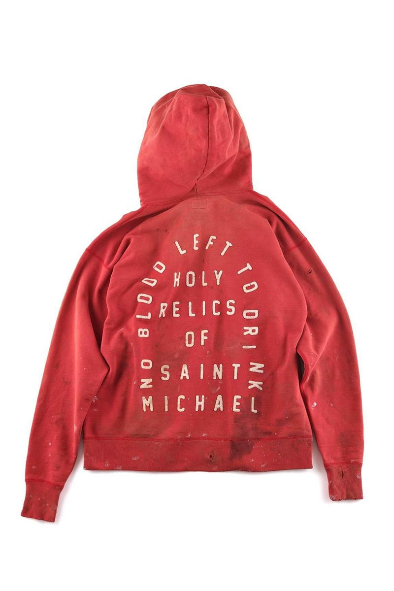 readymade cali thornhill dewitt lookbook fall 2020 fw2020 images leather moto jacket st michael collection hoodie pullover