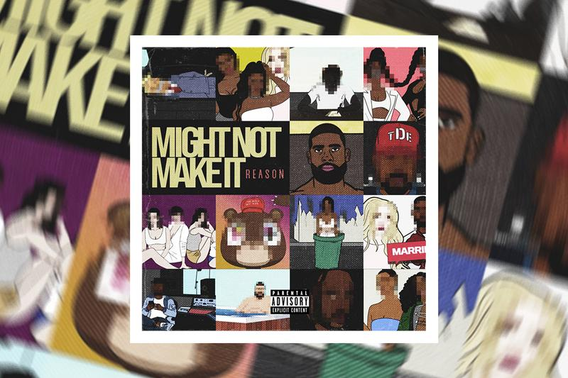 "REASON ""Might Not Make It"" Single Stream hip-hop rap top dawg entertainment TDE fan apprecation week kendrick lamar sza cozz ari lennox city girls isaiah rashad elite summer walker meg thee stallion donal trump tekashi 69 6ix9ine watch now youtube"