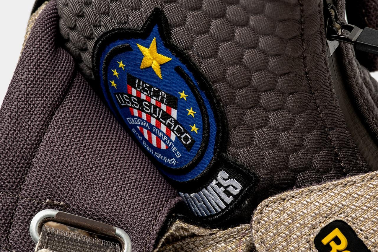 reebok alien stomper bug us colonial marines aliens camo black release date info photos price