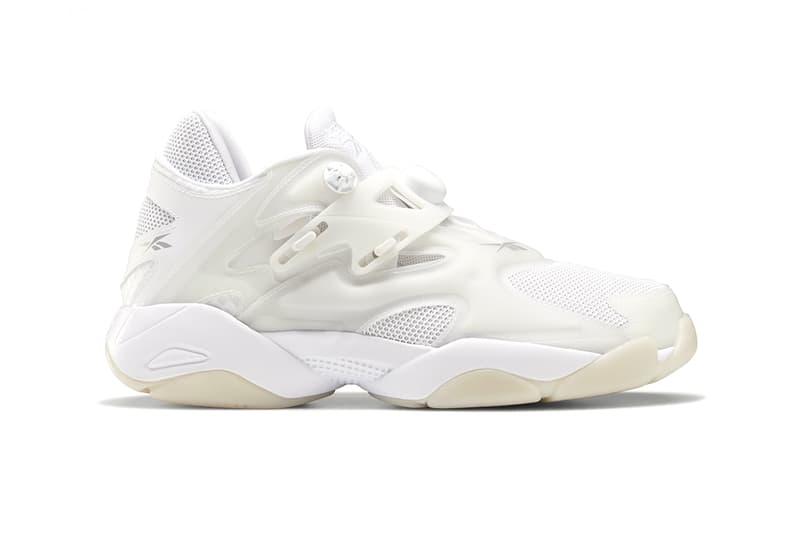 reebok pump court black white colorways sneakers shoes kicks