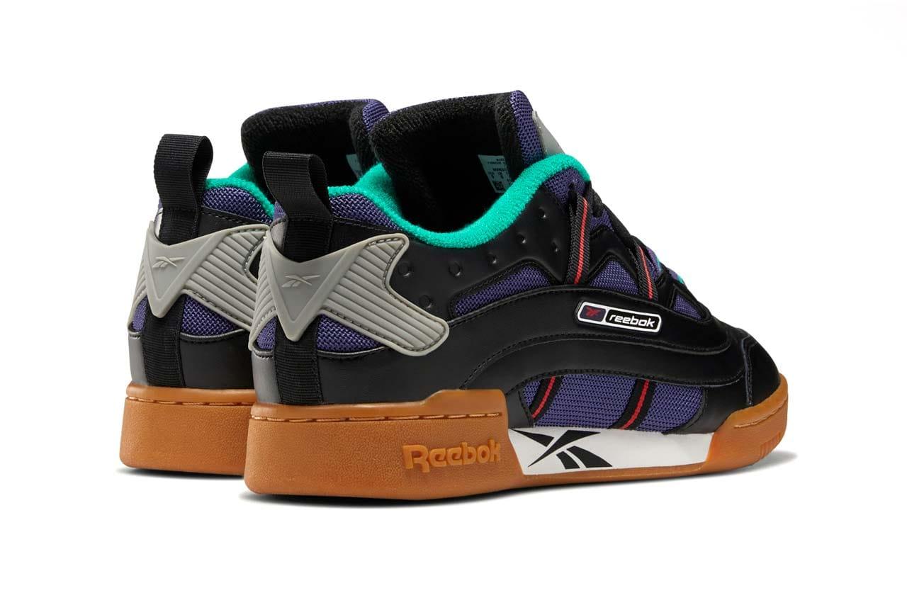 Reebok Workout Plus ATI 3 Shoes: Black
