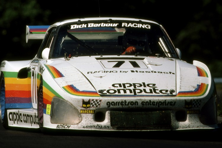 Replica Apple-Themed 1979 Porsche 935 K3 is Currently up for Sale