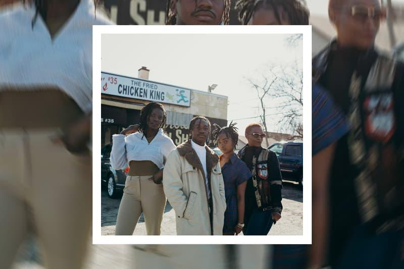 "Ric Wilson, Terrace Martin & BJ The Chicago Kid ""Chicago Bae"" single stream listen now spotify alternative neo-soul R&B"