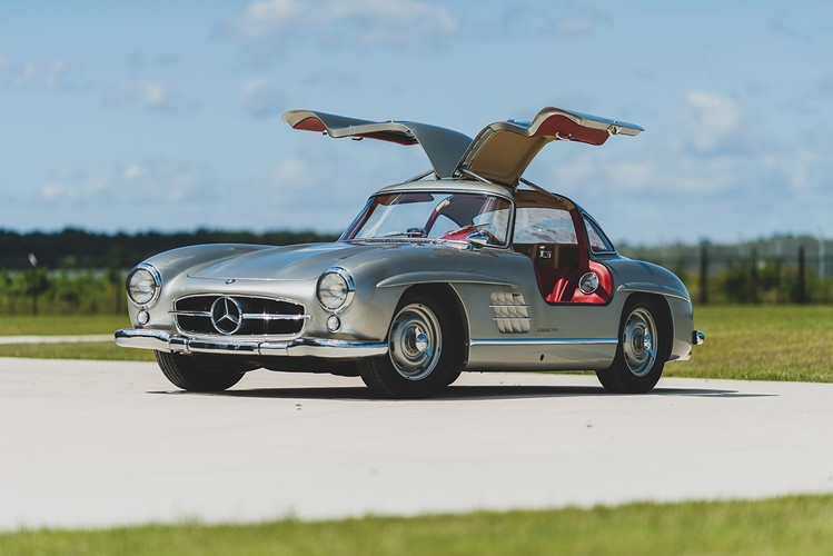 Rare Classics, American Muscle, Italian Supercars and Japanese Imports Land at RM Sotheby's