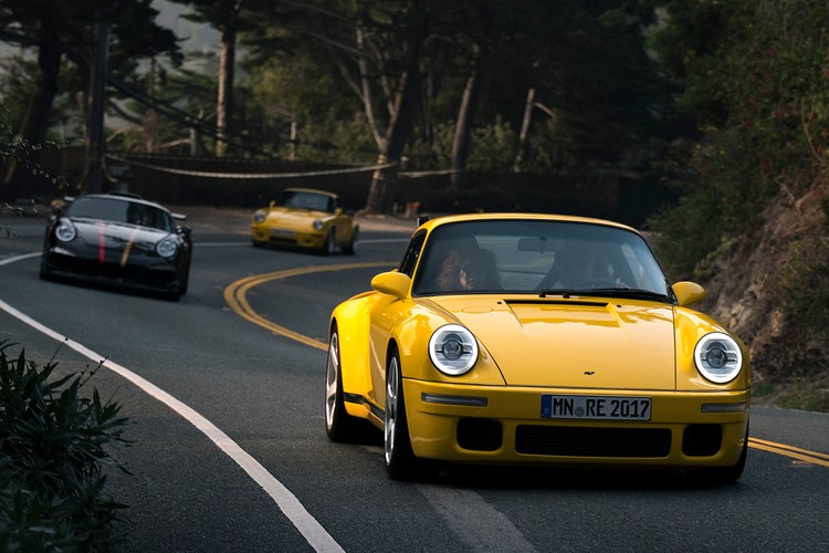 "RUF Automobile Remembers 80 Years in ""RUF, Love at the Red Line"" Film"