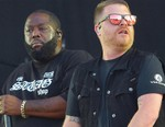 """Run The Jewels Celebrate the Death of Income Inequality in New """"Ooh La La"""" Music Video"""