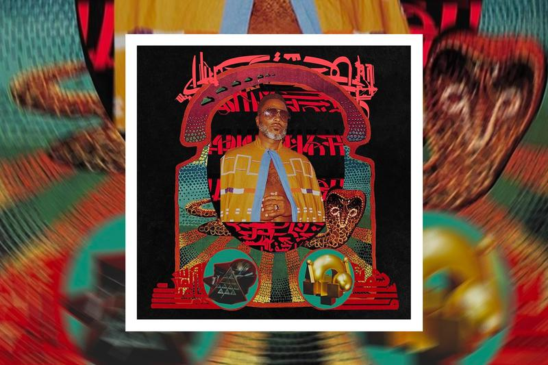 "Shabazz Palaces 'The Don of Diamond Dreams' Album Stream hip-hop afrofuturism experimental rap spotify apple music ishmael butler Tendai ""Baba"" Maraire"