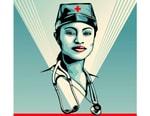 Shepard Fairey Kickstarts Adobe's Digital Art Program to Honor COVID-19 Heroes
