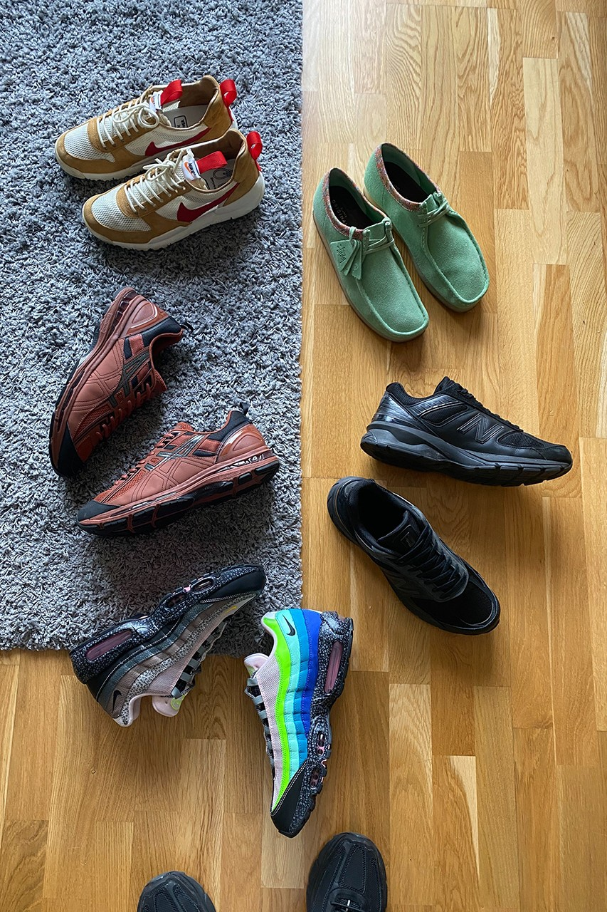 Size? Work From Home Style, Interview Advice london uk buyer footwear quarantine coronavirus covid 19 isolation