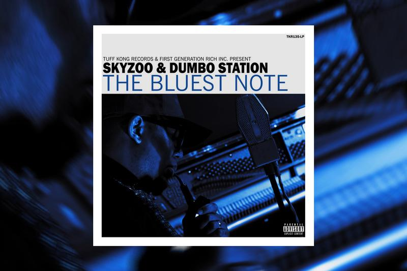 Skyzoo Dumbo Station The Bluest Note Album Stream italy jazz band retropolitan pete rock new york city