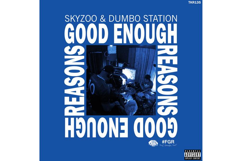 Skyzoo Dumbo Station The Bluest Note Announcement Good Enough Reasons Single Stream