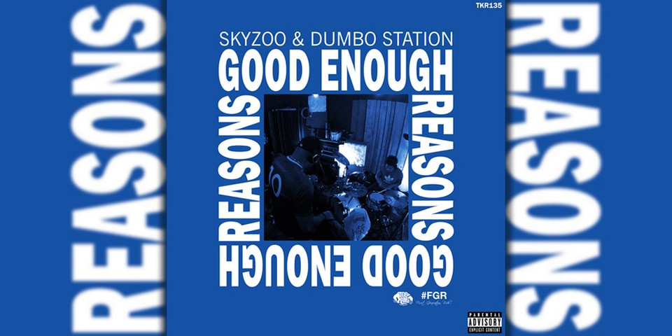 Skyzoo & Italian Jazz Band Dumbo Station Link for New Album 'The Bluest Note'