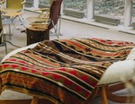 Snow Peak and Pendleton Link up for Limited-Edition Towel Blanket