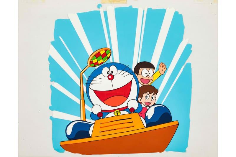 Sotheby's Hong Kong Japanese Manga Contemporary Art Showcase Online Auction Goku Pokemon Astro Boy Doremon My Neighbor Totoro Drawings Animation Celluloid Picture cel-ga