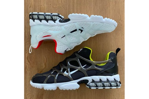 Best Look yet at the Stüssy x Nike Air Zoom Spiridon KK