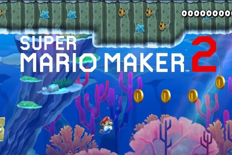 nintendo switch super mario maker 2 world maker major update final