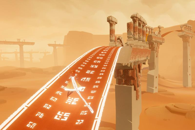 thatgamecompany indie game journey steam epic games store exclusive adventure pc