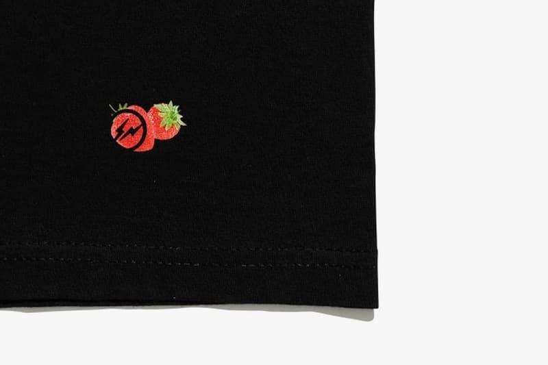THE CONVENI Fruit of the Loom Three Pack T shirt tees menswear streetwear twin lightning bolts thunderbolt hiroshi fujiwara essentials plain white tee black ginza japanese tokyo spring summer 2020 collection