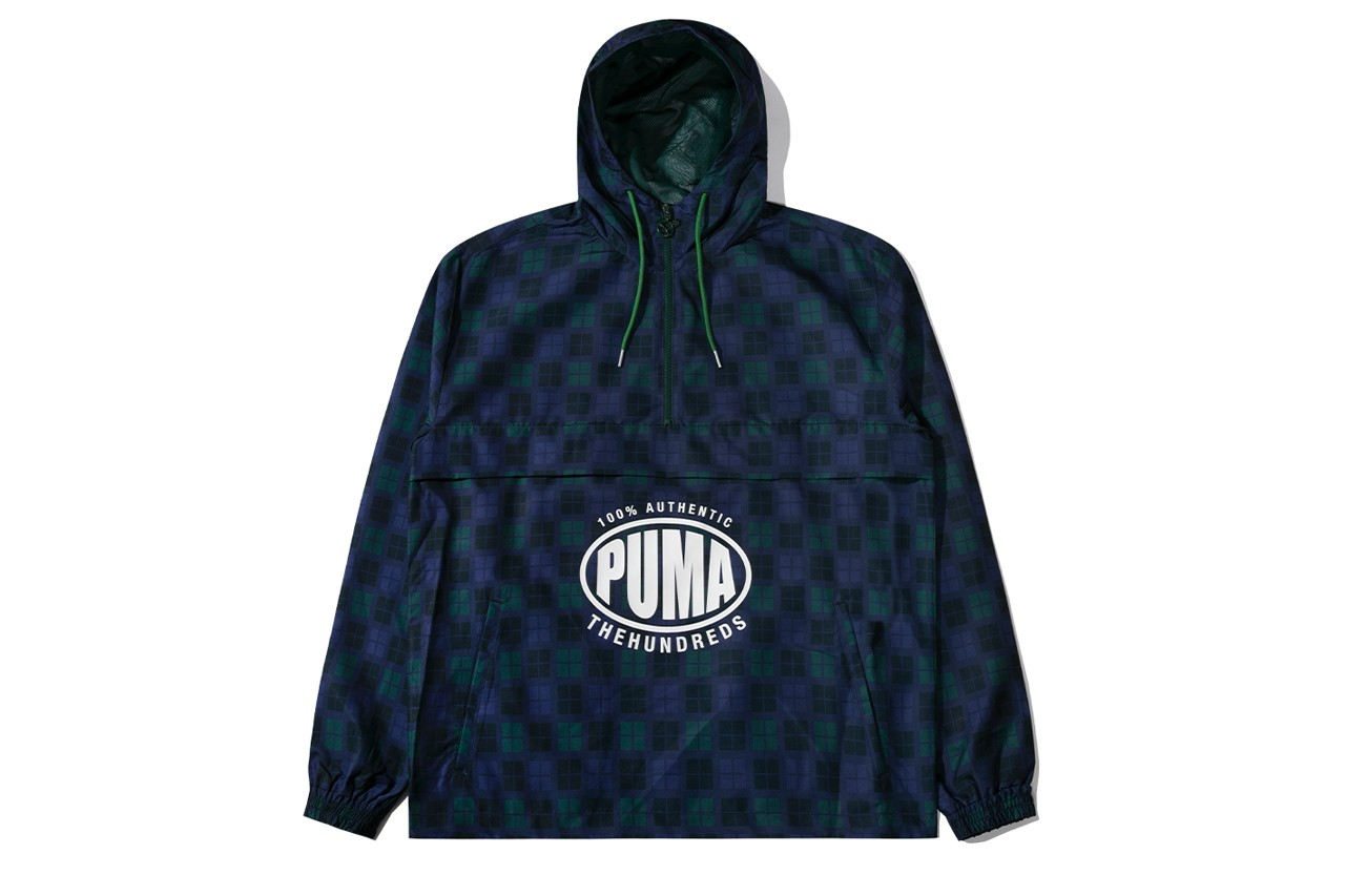 the hundreds puma cliques clyde palace guard performer mid rs pure leadcat slide jacket t shirt backpack pants hats windbreaker sweatshirt release date info photos price