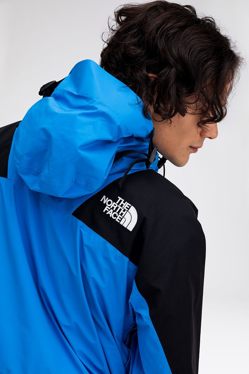 The North Face Nuptse Denali Mountain Jacket three icons conversation Darren shooter European Design Director interview streetwear style conversation supreme Margiela MM6 collaboration