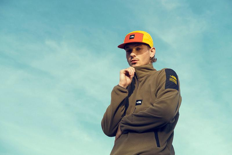 "The North Face ""Retro Climb"" Collection Release Information Drop Launch First Look Lookbook '80s Californian Climb Culture Mythical Inspirations Retro"
