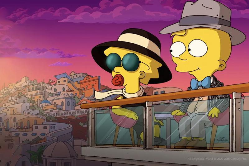 20th Century Fox The Simpsons Animated Short Disney+ Plus April 10 Matt Groening Release Date Playdate with Destiny
