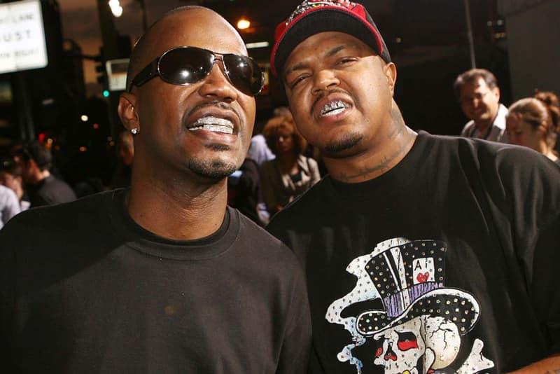 three 6 mafia bone thugs n harmony instagram live battle hits beats