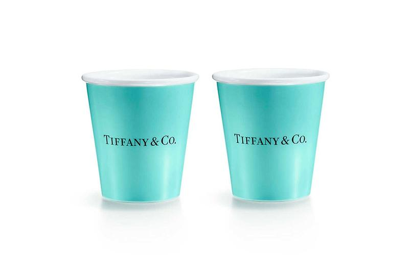 Tiffany & Co. Home Goods Collection Info cups mugs home decor candles pens perfume fragrances