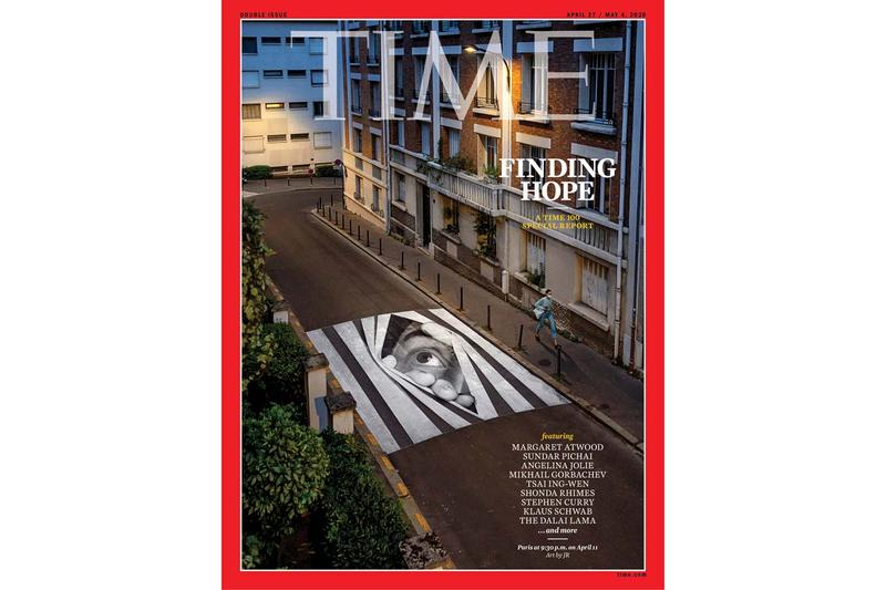 time magazine time 100 finding hope special report april 2020 issue release