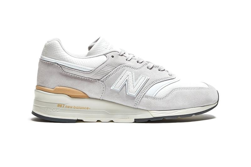 """Todd Snyder x New Balance """"Chalk Stripe"""" 997 Release Tennis New Blance Made in USA shoes sneakers trainers sports shoes New York"""