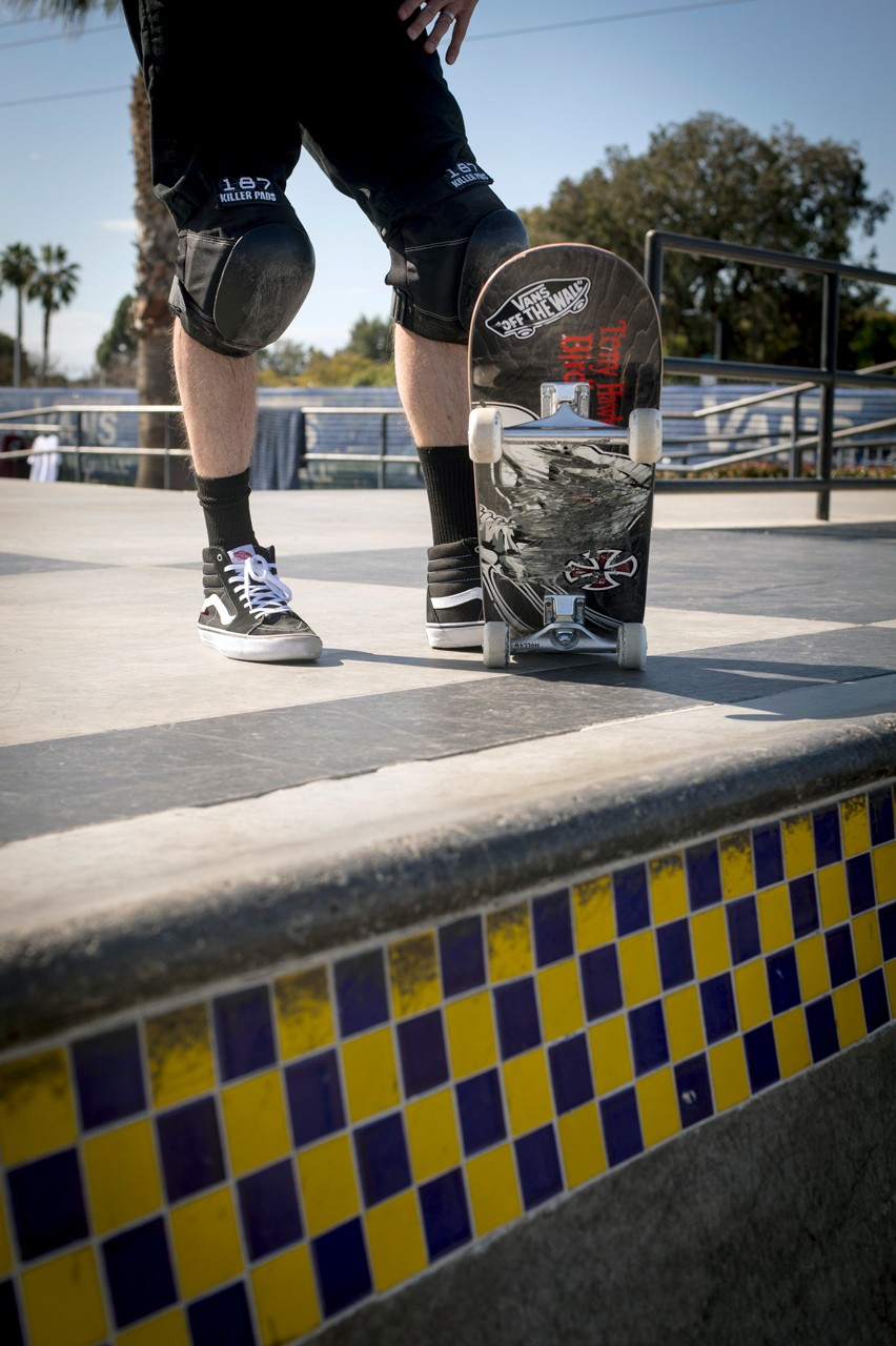 Tony Hawk and Vans Announce Official