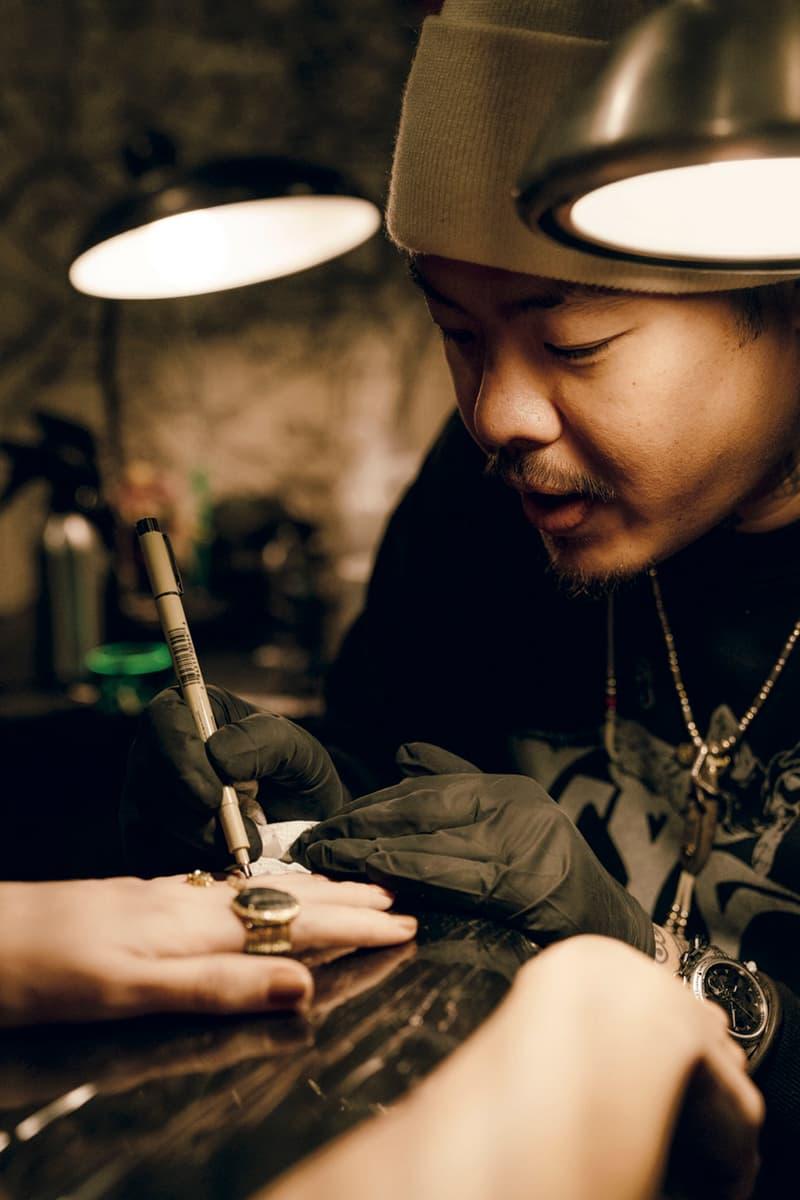"TTTISM Volume 4 Photographic Magazine Release Tattoos Dr. Woo Rick Genest ""Mambo Tatooer"" Art Collection Hublot Watch Design"