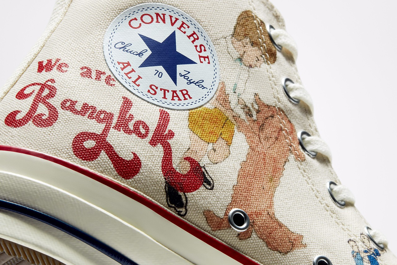 Tyler The Creator Converse Artist Series Spencer McMullen collaboration chuck taylor all star 70 april 23 2020 release date price buy