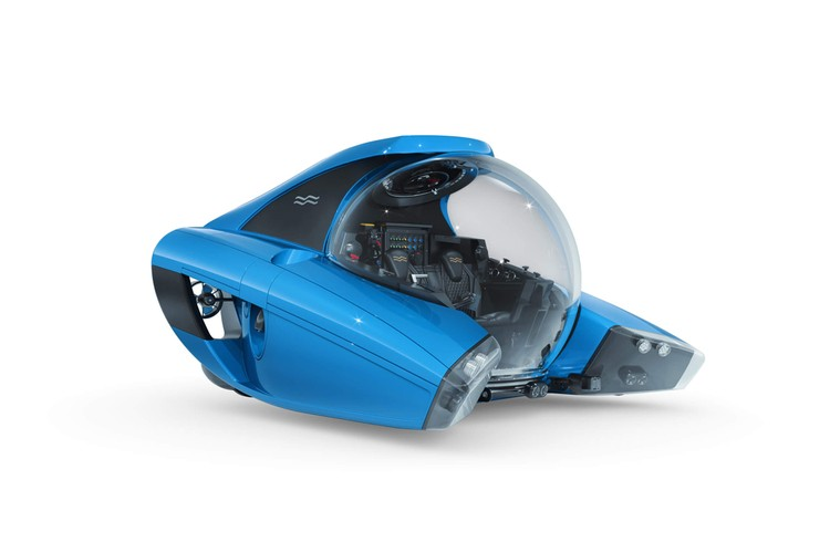 U-Boat Worx Builds the $1 Million USD NEMO Personal Submarine