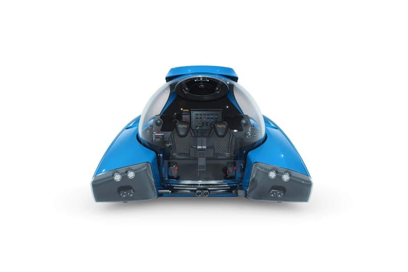 u boat worx netherlands nemo personal submersible submarine deep sea ocean diving