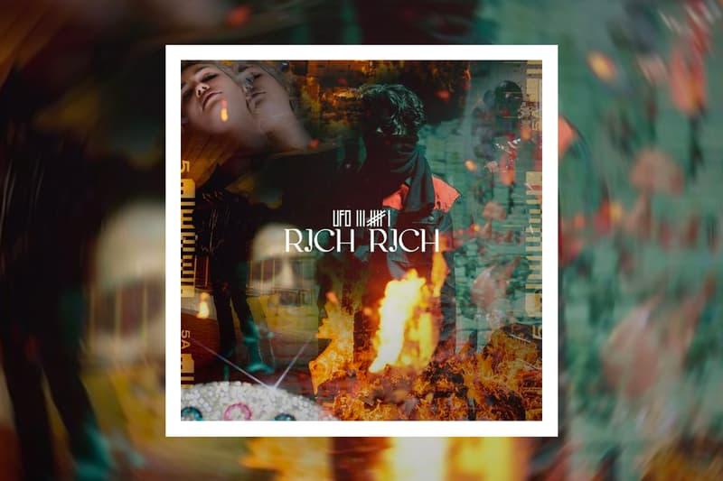 Ufo361 'Rich Rich' Album Stream German hip-hop rap turkish trap 808 mafia deutsche