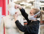 Under Armour Produces Origami-Styled Masks to Fight Coronavirus Pandemic