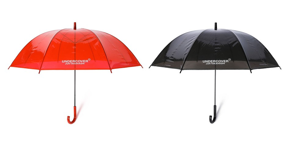 UNDERCOVER Reissues Popular Branded Umbrellas for SS20