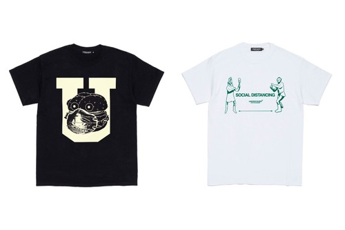 UNDERCOVER Prepares a Timely T-Shirt Capsule