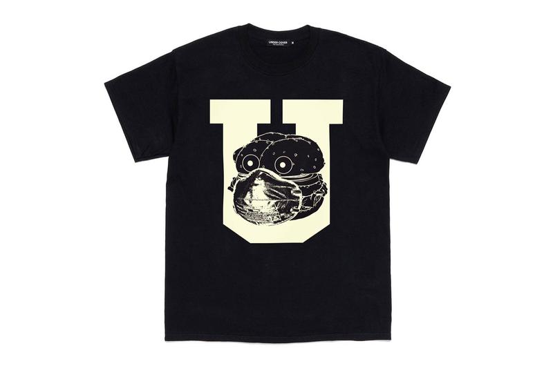 UNDERCOVER Social Distancing T-Shirt Capsule Release Info Buy Price Black White Jun Takahashi