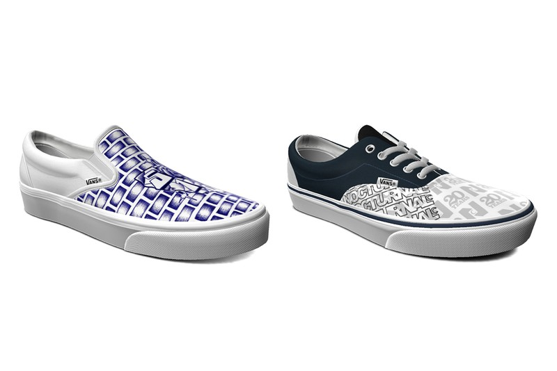 """Vans """"Foot the Bill"""" Customization Program Supports Small Businesses Affected By COVID-19"""