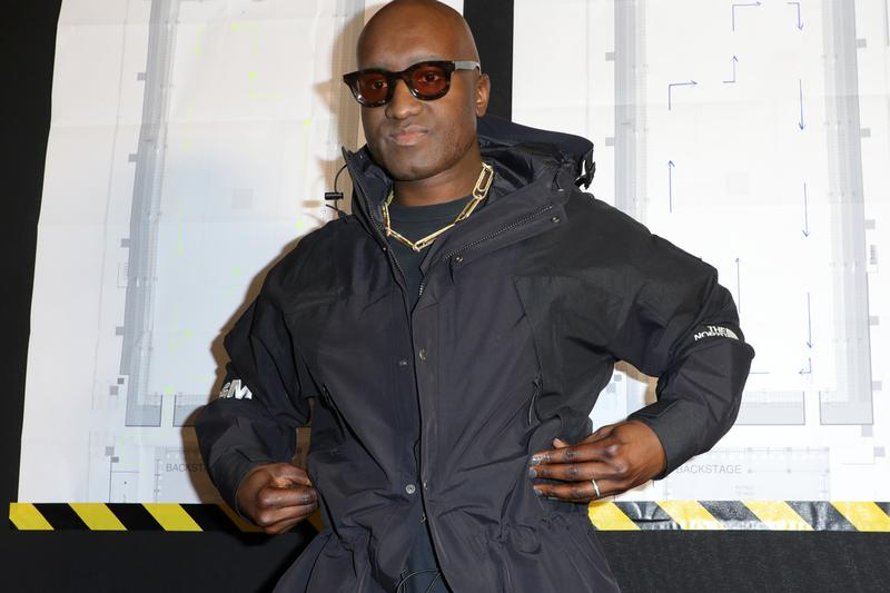 Virgil Abloh Upcoming Nike Projects Teaser Info Date