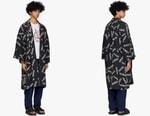 "visvim Drops $3875 USD Blanket-Like Kieje Haveli ""PEERLESS"" Coat"