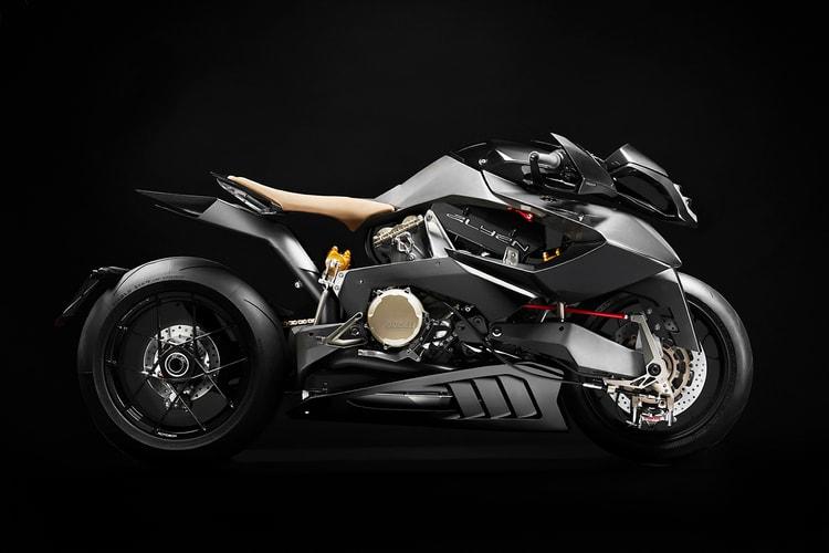 Vyrus Crafts Carbon Fiber-Clad, Ducati-Powered Alyen 988 Superbike