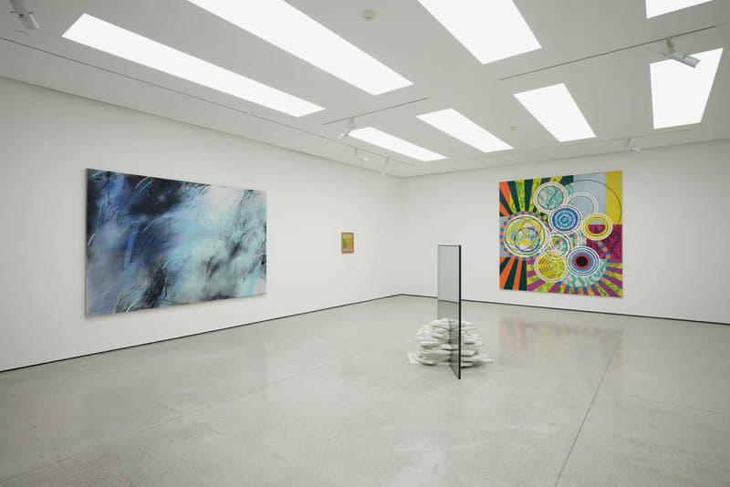 "White Cube Hong Kong ""Encounters"" Project K11 Art Foundation Sculptures Paintings Chandeliers Mirror Installations Antony Gormley Anselm Kiefer Cerith Wyn Evans Eddie Peake"