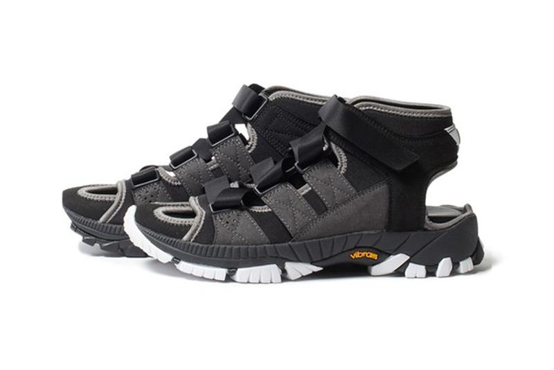 White Mountaineering SS20 Vibram Shoes sneakers sandals