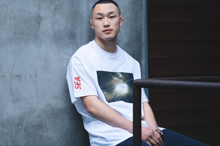 WIND AND SEA Enlists DEVILOCK for Co-Branded Graphic Capsule